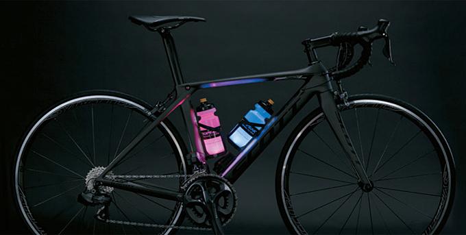 토픽 iGlow Cage B 자전거 물통