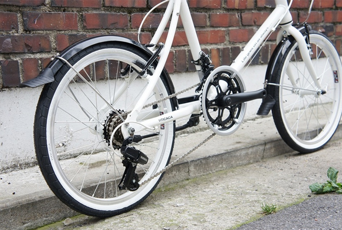티티카카 20인치 자전거 흙받이