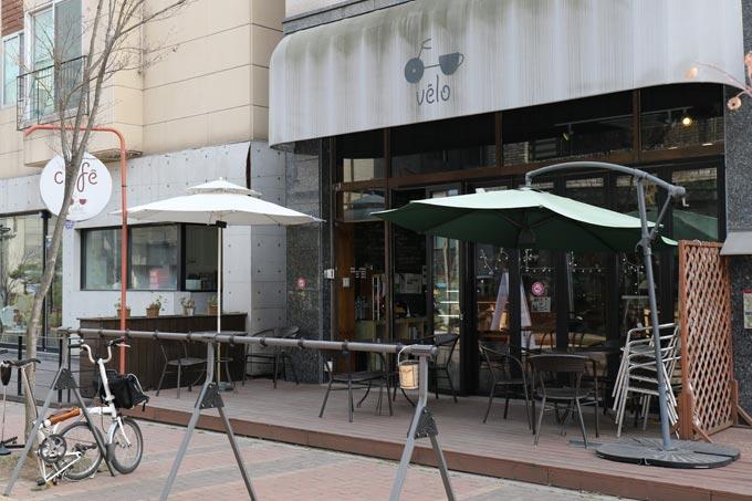 진정한 자전거와 카페의 만남, '카페 벨로'(동영상취재 임정환PD)
