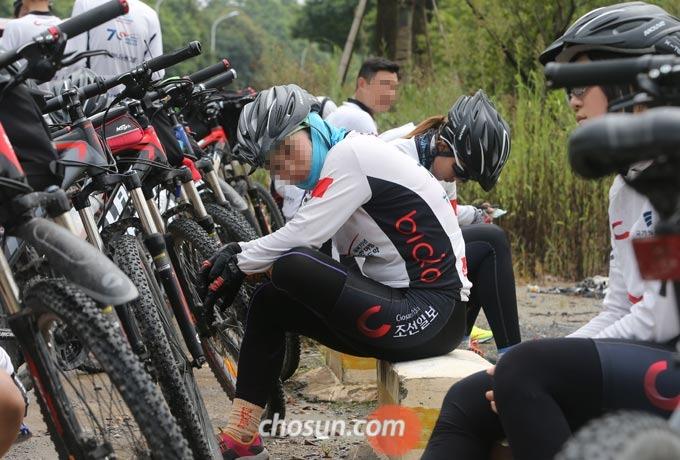 당장 통증이 발생한다고 해서 포기할 것이 아니라 그럴수록 자전거와 함께하는 시간을 더 많이 가져야 한다.