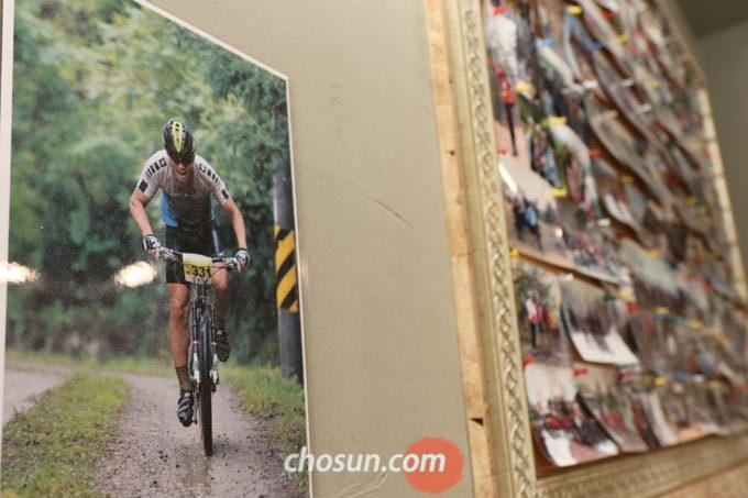 박병록 대표는 '자전거는 행복하게 즐기는 것이지, 자전거에 모든 걸 걸고 스트레스를 받아선 안 된다'고 말했다.