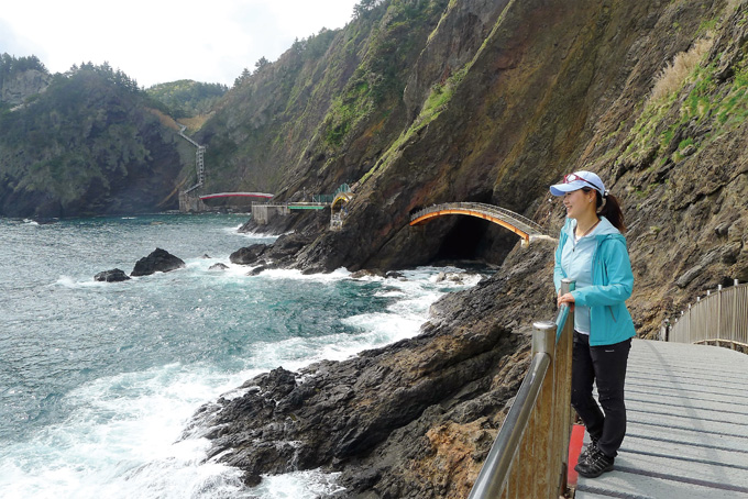 행남해안산책로 역시 국내 최고의 해변길로 꼽고 싶다.