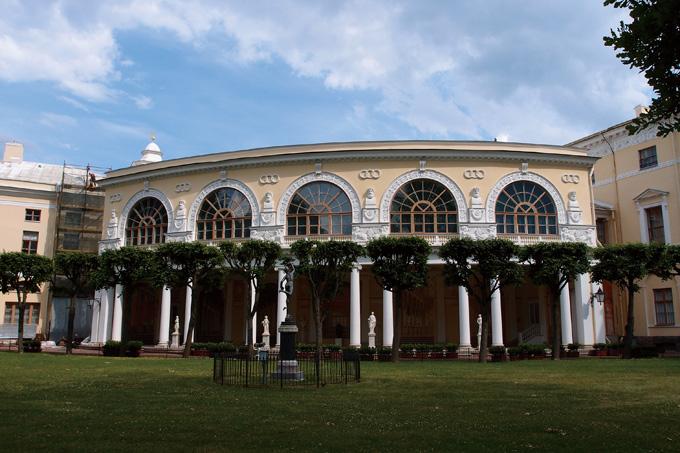 파블롭스크 궁전. 예카테리나 여제가 아들 파벨에게 선물한 것