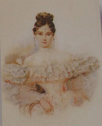 푸슈킨의 아내, 나탈리야 곤차로바