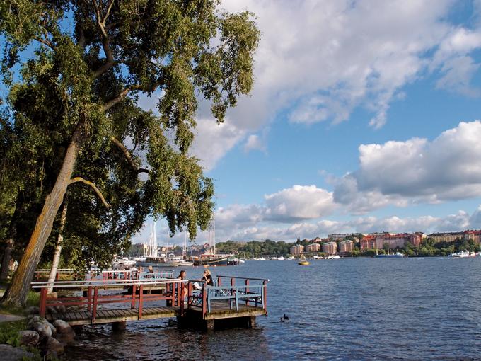 물의 도시 스톡홀름