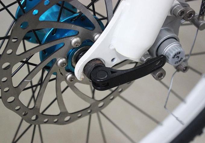 자전거 퀵 릴리즈 허브 레버 S4N10
