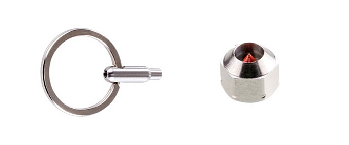 Hexlox는 쉽게 녹슬지 않는 스테인리스 소재로 만들어 오랜 기간 사용할 수 있다.