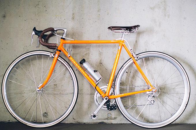 Add-e(애드-이)는 일반자전거를 전기자전거로 바꿔주는 획기적인 자전거 부품이다.