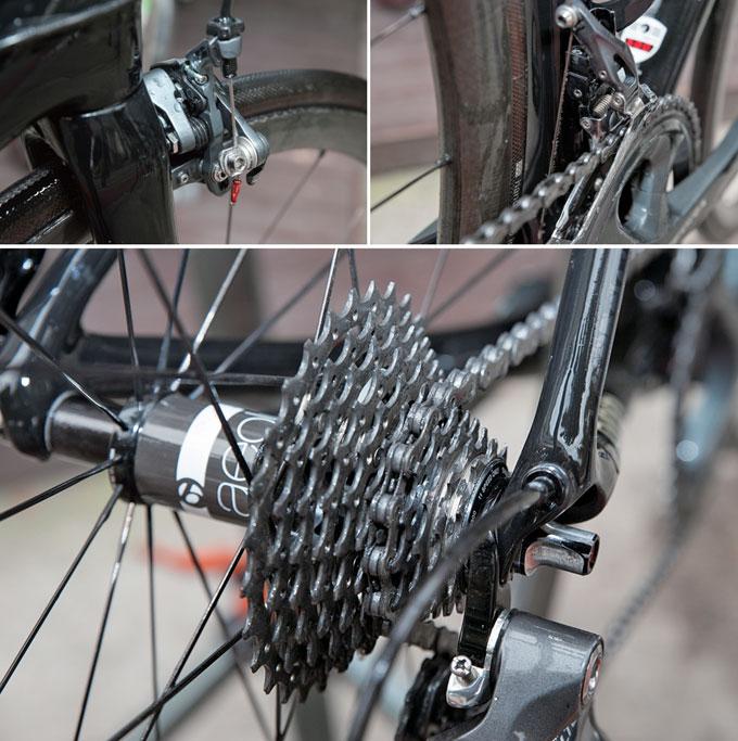 겨울철 자전거 세차·보관법, 완전분해 세척