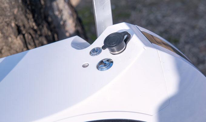 킹송 16인치 680Wh 외발 전동휠
