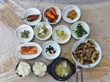 꽃게랑백반식당(함평 학교)