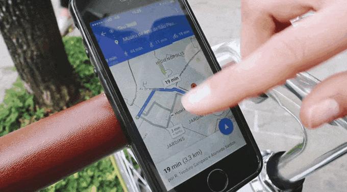 수많은 안전 테스트를 거쳐, 지도를 사용하는 애플리케이션 실행에도 아무 이상 없다는 것을 확인했다.