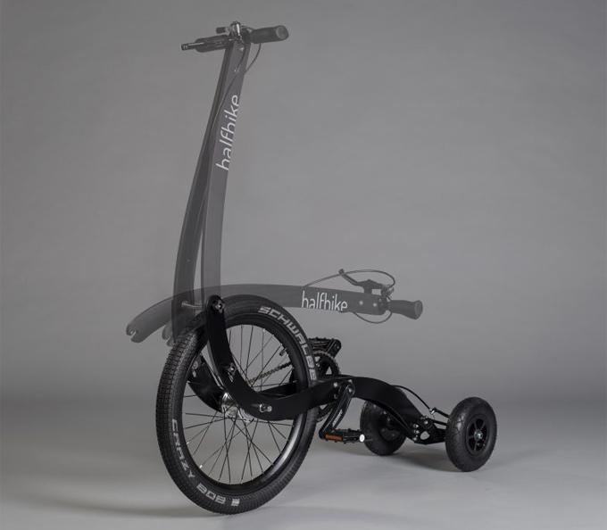 약 9kg의 가벼운 무게와 접이식 구조로, 대중교통을 이용할 때도 어려움 없이 이동할 수 있어 편리하다.