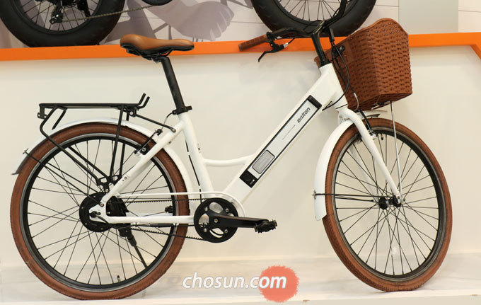남녀노소 누구나 쉽게 접할 수 있는 알톤스포츠의 전기자전거 '이노젬'
