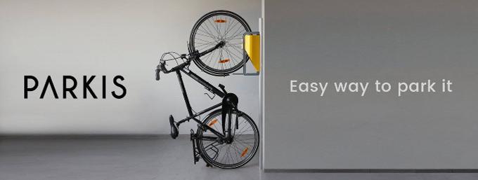 리프트형 자전거 거치대 Parkis(파키스)