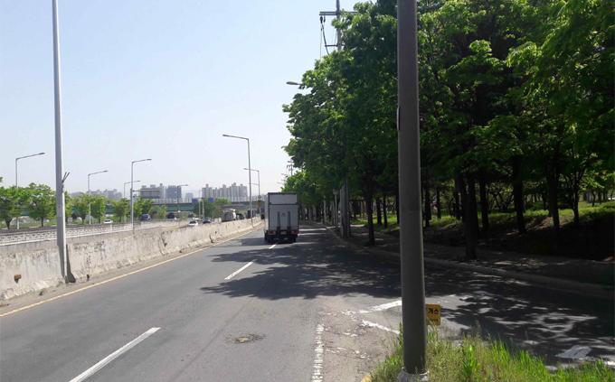 대구 강북지역, 금호강 자전거도로 단절구간 개선