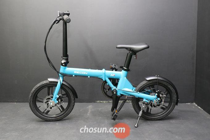 리콘바이크 접이식 전기자전거 'AIR+'
