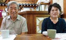 심혁주(72), 남수연(63)