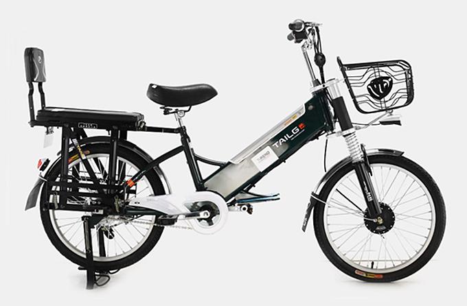 모토벨로에서 출시한 배달용 테일지 D1 전기자전거