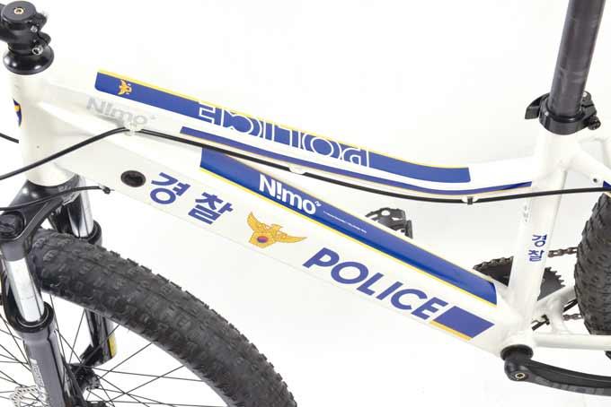 알톤 자전거가 제시하는 경찰 순찰용 전기자전거