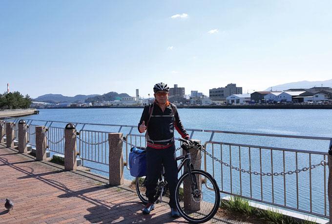 드디어 도쿠시마에 상륙. 이제부터 진짜 시작이다.