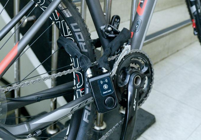내 자전거를 지켜 줄 유일한 아이템 '자전거 자물쇠'