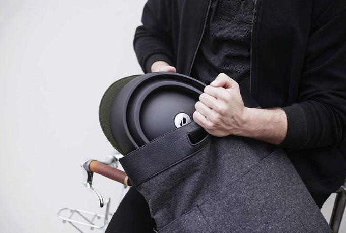 두께 6㎝로 가방에 쉽게 보관할 수 있어 휴대성이 뛰어나다.