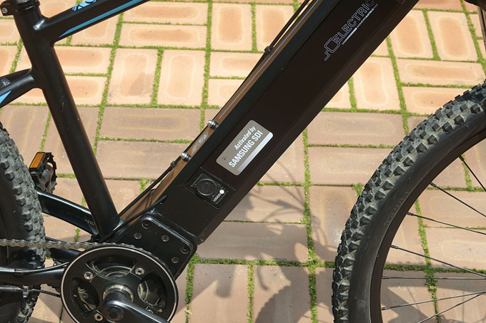 삼성 SDI 리튬이온 배터리로 신뢰성을 더한다.