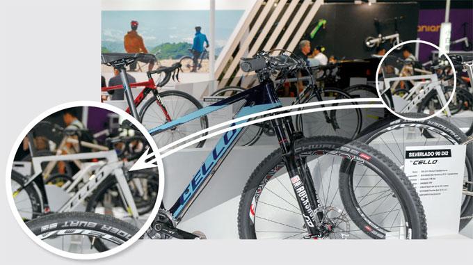 지난 5월 열린 상해 자전거쇼에서 미리 만나본 신형 엘리엇. 보도가 불가하다는 관계자의 요청으로 보일 듯 말 듯 기사화했지만 알아본 사람은 적었다. 이후 소소한 개선사항과 디자인 변경을 통해 완성도 높은 현재의 엘리엇이 되었다.
