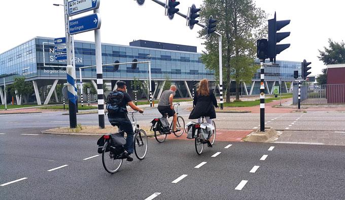 유럽은 왜, 어떻게, 자전거 천국이 되었을까