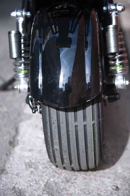 15인치 초광폭 튜브리스 타이어