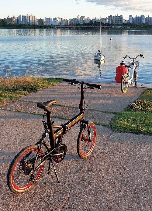 운명처럼 연결될 수도 있다, 내게 꼭 맞는 전기자전거 찾기!