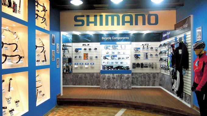 시마노 서비스 센터 SSC