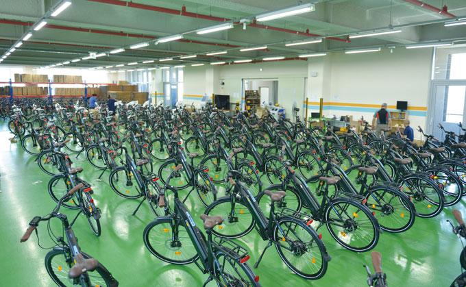 국내 유일의 전기자전거 공장 보유한 마이벨로 탐방기